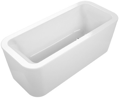 Ванна Villeroy&Boch LOOP&FRIENDS SQUARE Duo арт. UBA 170 LFS 2V, 170х75 см, акрил